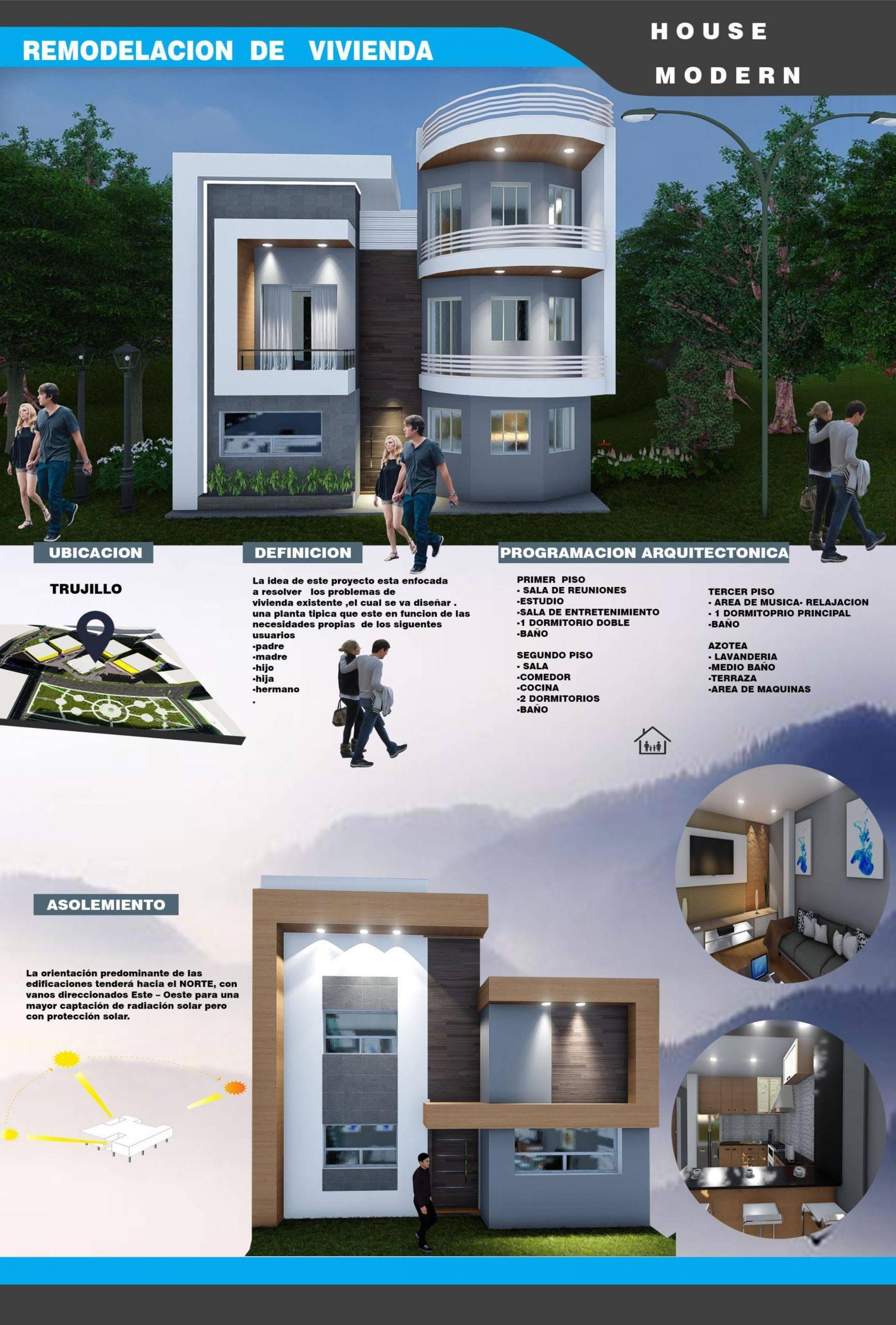 remodelacion de vivienda